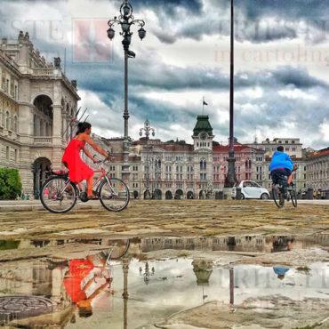 Bici Piazza Unità