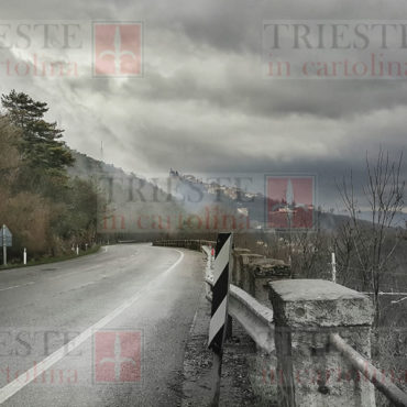 Foto di Strada Nuova per Opicina a Trieste