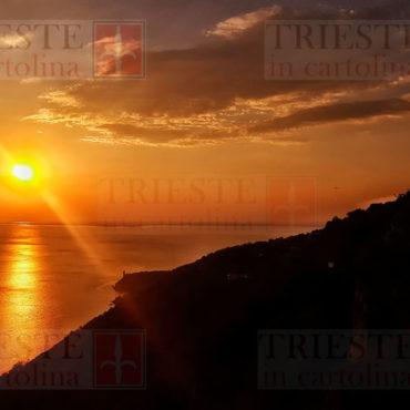 tramonto golfo