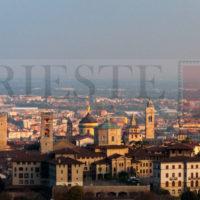 La frazione di Bergamo Alta, parte fortificata della città di Bergamo.