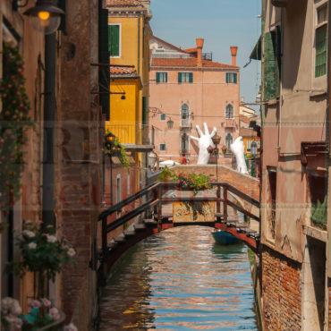Canali e vie di Venezia