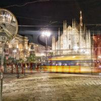 Una sezione dedicata alla città lombarda, capitale della moda, dello stile e dell'economia italiana