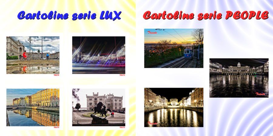 Cartoline LUX vs PEOPLE