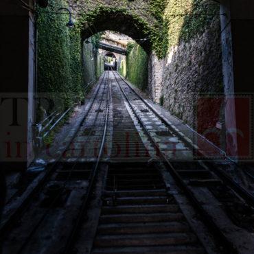 La funicolare di Bergamo Alta