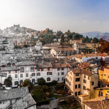 Bergamo tra passato e presente