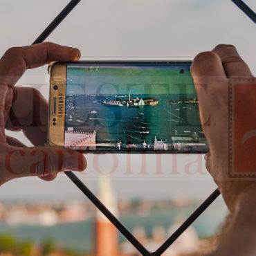 Le foto dal campanile di San Marco a Venezia