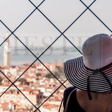 Un sguardo dall'alto su Venezia