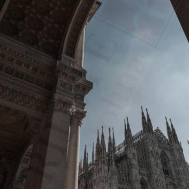 Duomo dalla Galleria