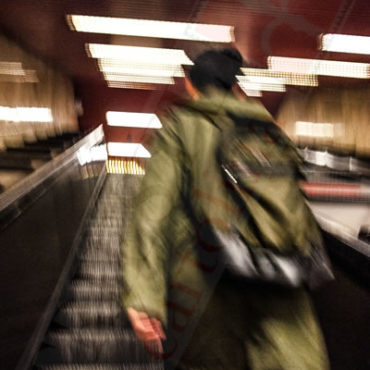Metro frenetica BIS